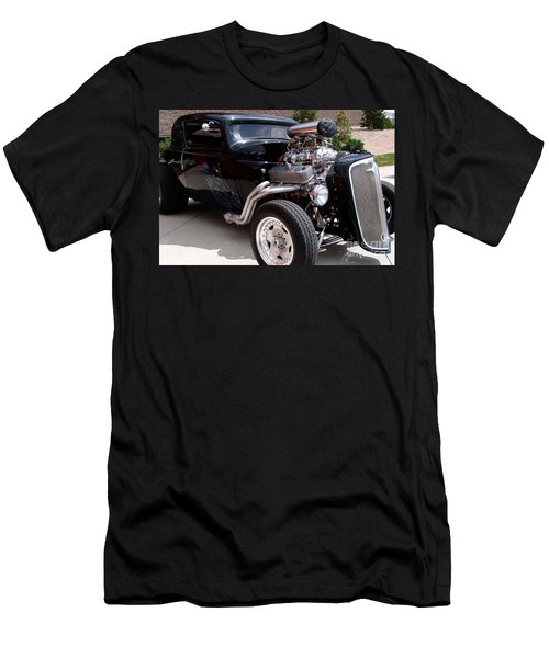 34 Custom Chevy Men's T-Shirt (Athletic Fit)
