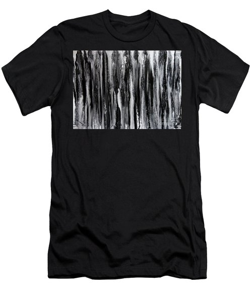 Wall Men's T-Shirt (Athletic Fit)