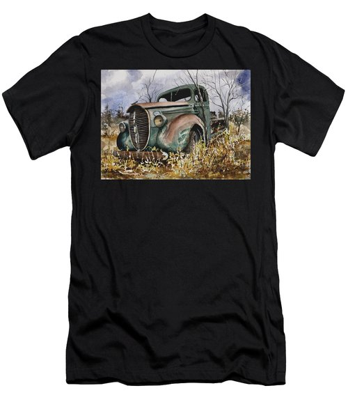 39 Ford Truck Men's T-Shirt (Athletic Fit)