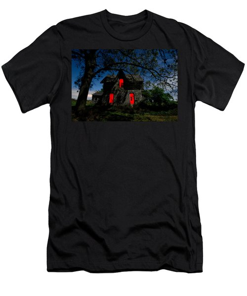 3am At The Farmhouse  Men's T-Shirt (Athletic Fit)