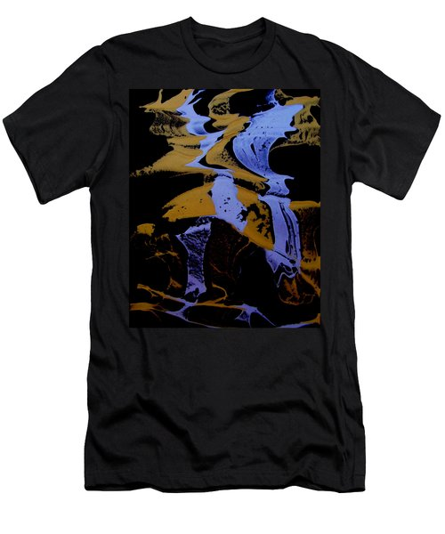 Abstract 37 Men's T-Shirt (Athletic Fit)