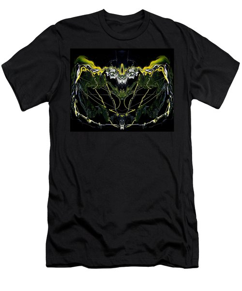 Abstract 42 Men's T-Shirt (Athletic Fit)