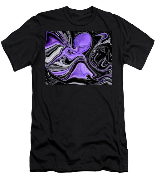 Abstract 57 Men's T-Shirt (Athletic Fit)
