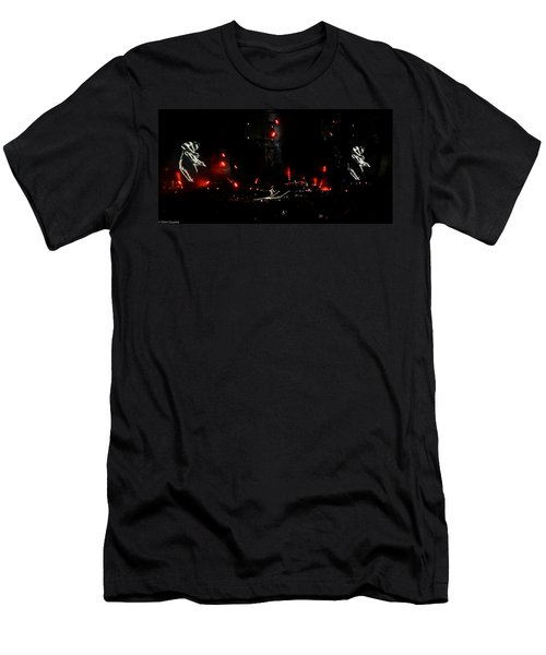 Coldplay - Sydney 2012 Men's T-Shirt (Athletic Fit)