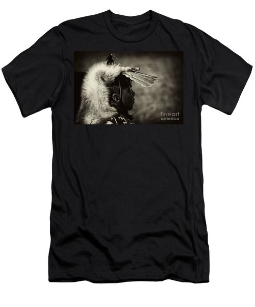 4 - Feathers Men's T-Shirt (Slim Fit) by Paul W Faust -  Impressions of Light