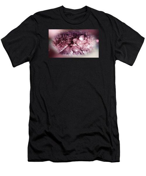 Simple But Elegant Men's T-Shirt (Athletic Fit)