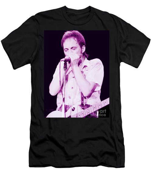 Steve Marriott - Humble Pie At The Cow Palace S F 5-16-80 Men's T-Shirt (Athletic Fit)