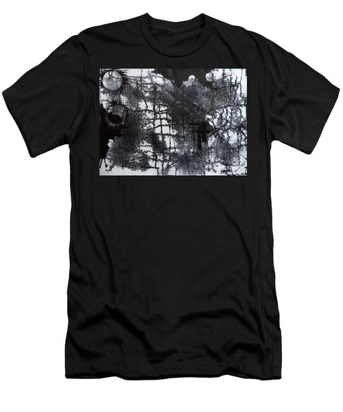 Two Circle Men's T-Shirt (Athletic Fit)