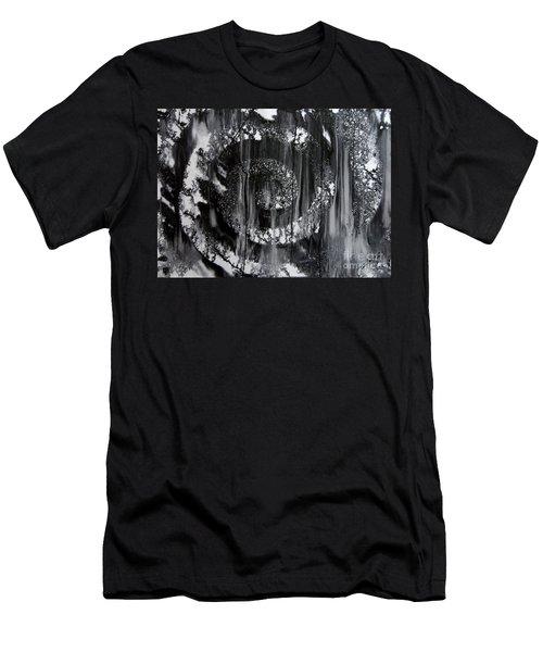 Wheel Men's T-Shirt (Athletic Fit)