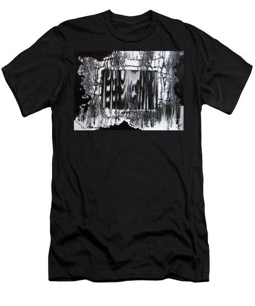 Magic Rectangle Men's T-Shirt (Athletic Fit)