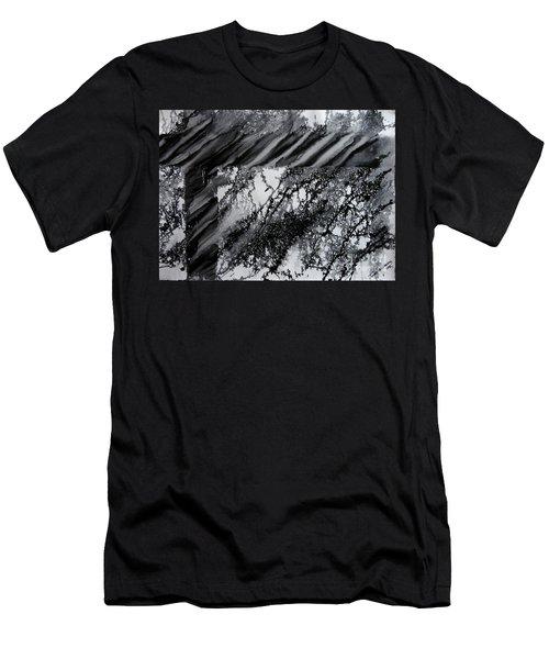 Fencing-3 Men's T-Shirt (Athletic Fit)