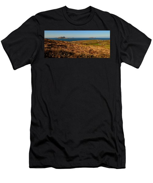 Blasket Islands Men's T-Shirt (Athletic Fit)