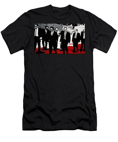 Reservoir Dogs Men's T-Shirt (Slim Fit) by Luis Ludzska