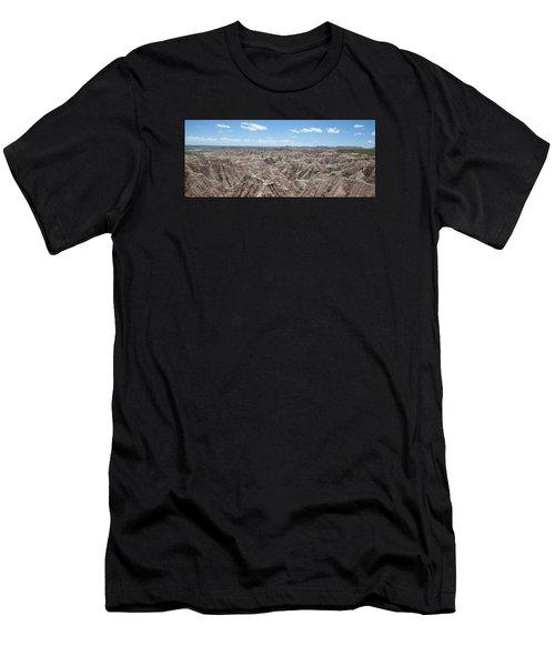 The Badlands Men's T-Shirt (Athletic Fit)
