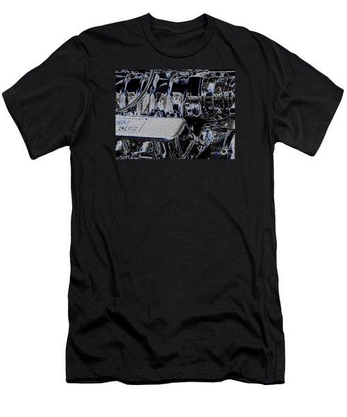 Men's T-Shirt (Slim Fit) featuring the digital art 502 by Chris Thomas