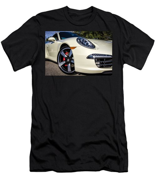 50th Anniversary Porsche 911 Men's T-Shirt (Athletic Fit)