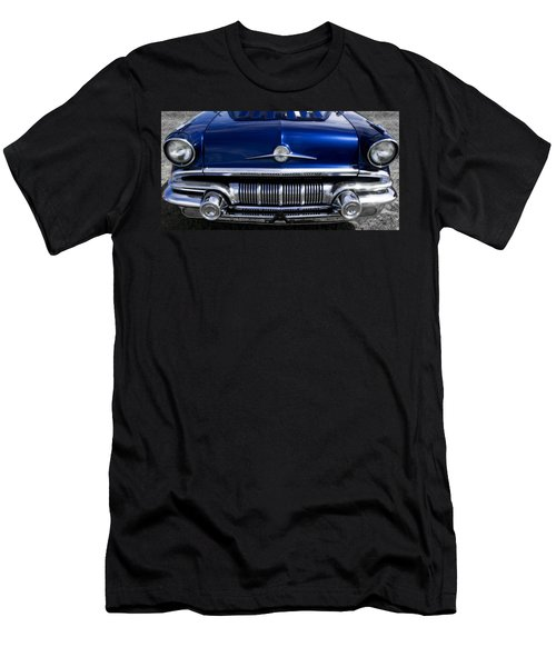 '57 Pontiac Safari Starchief Men's T-Shirt (Athletic Fit)