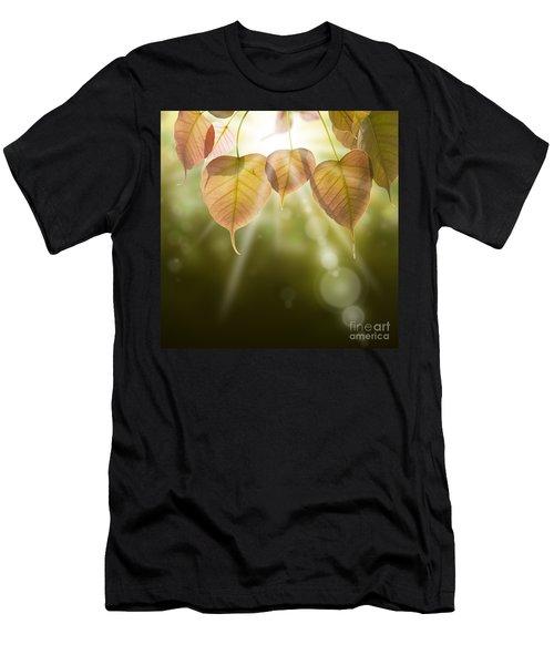 Pho Or Bodhi Men's T-Shirt (Athletic Fit)