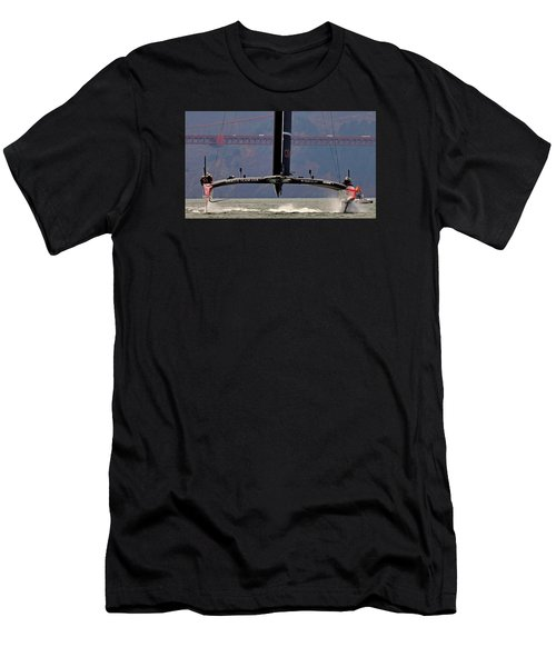 America's Cup San Francisco Men's T-Shirt (Athletic Fit)