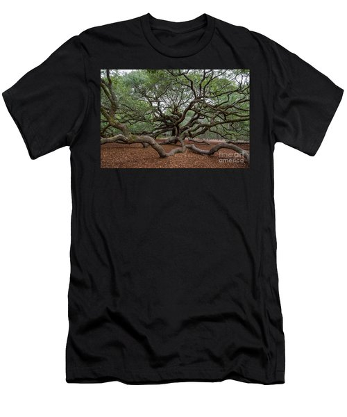 Mighty Branches Men's T-Shirt (Athletic Fit)