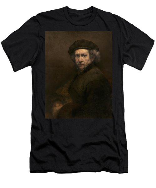 Self Portrait Men's T-Shirt (Athletic Fit)