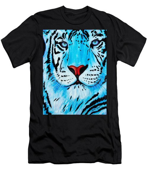 Blue Bengal Men's T-Shirt (Athletic Fit)