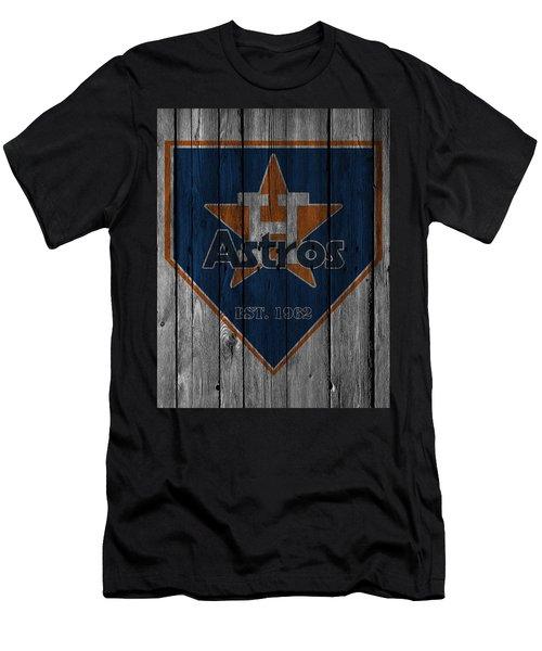 Houston Astros Men's T-Shirt (Athletic Fit)