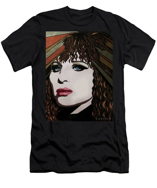 80's Barbra Men's T-Shirt (Athletic Fit)
