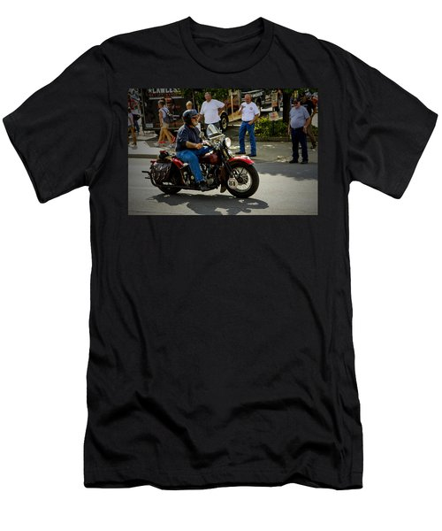 84 Rolls In Men's T-Shirt (Athletic Fit)