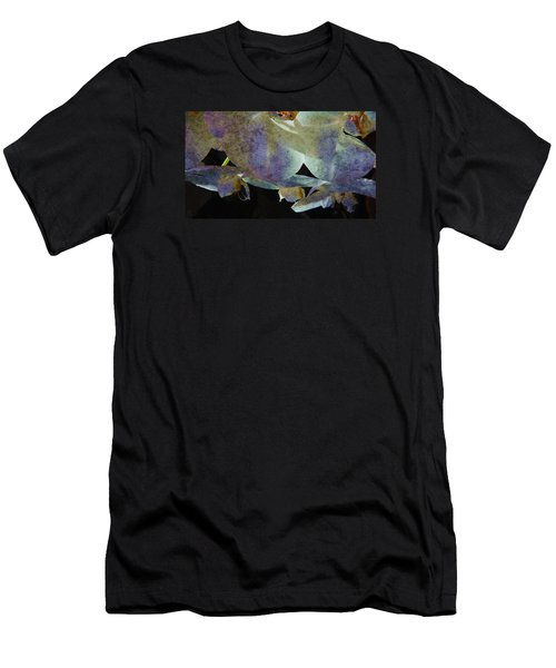 Orchids In Charming Color Men's T-Shirt (Athletic Fit)