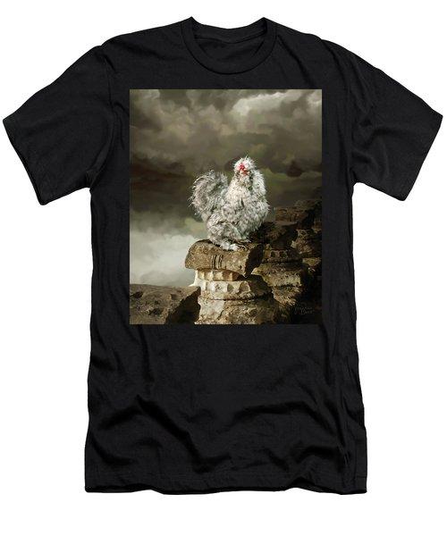 9. Cuckoo Angela Men's T-Shirt (Athletic Fit)