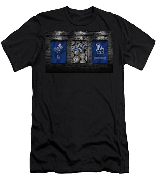 Los Angeles Dodgers Men's T-Shirt (Athletic Fit)
