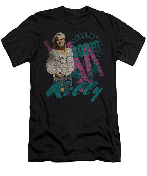 90210 - Kelly Vintage Men's T-Shirt (Athletic Fit)
