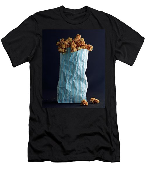 A Bag Of Popcorn Men's T-Shirt (Athletic Fit)