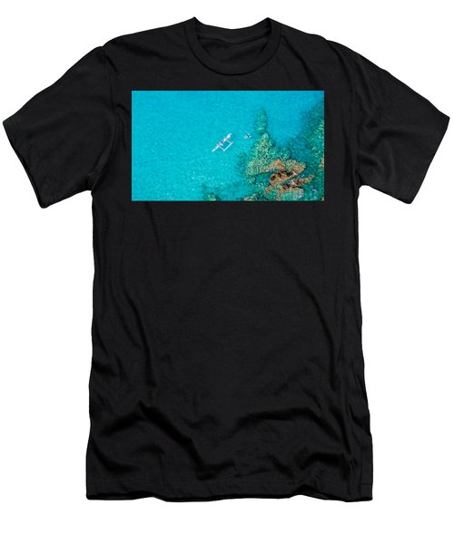 A Bird's Eye View Men's T-Shirt (Athletic Fit)