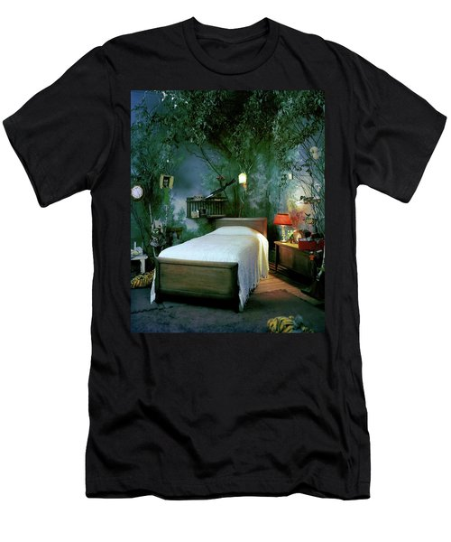 A Child's Bedroom Designed By William Riva Men's T-Shirt (Athletic Fit)