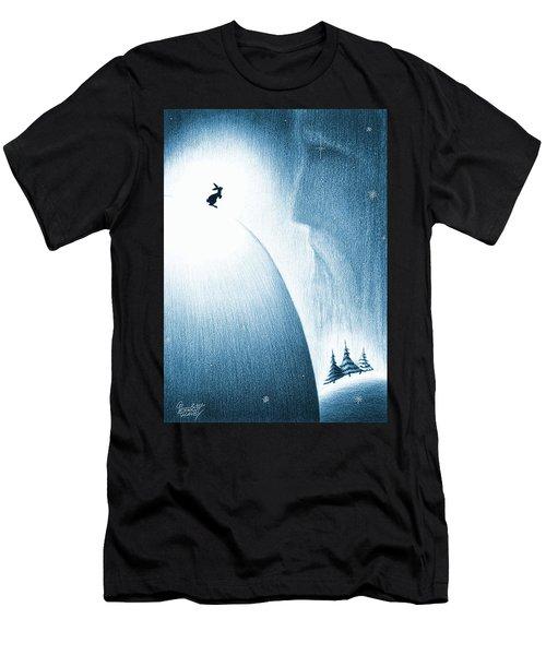 A Christmas Prayer Men's T-Shirt (Athletic Fit)