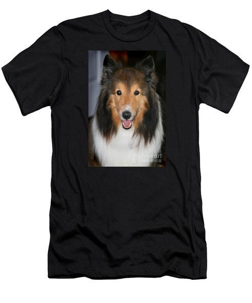 A Dog Named Beau Men's T-Shirt (Athletic Fit)