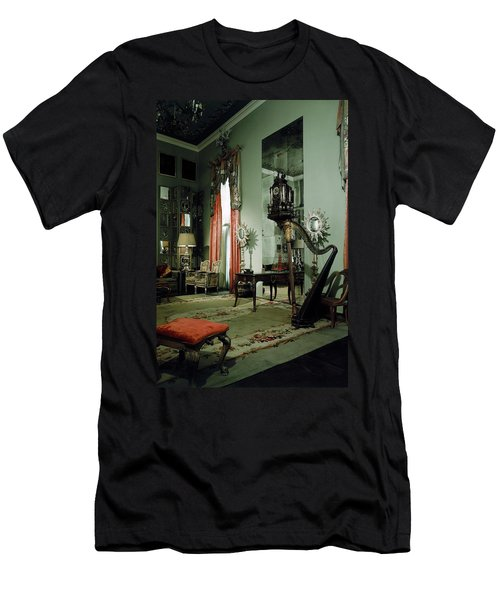 A Drawing Room Men's T-Shirt (Athletic Fit)