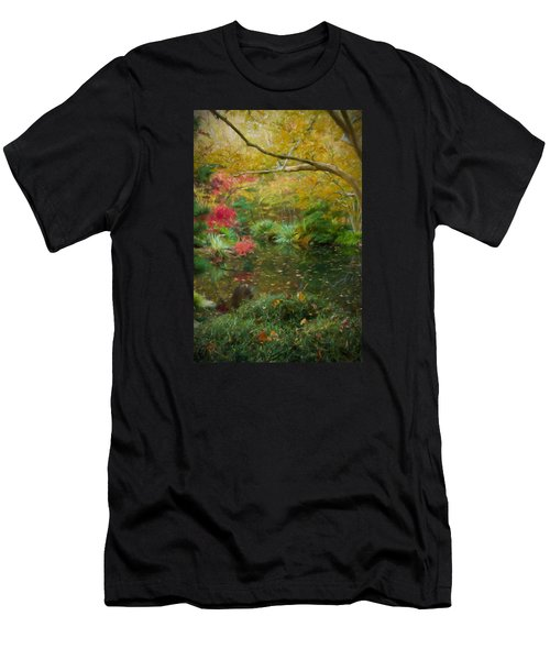 A Fall Afternoon Men's T-Shirt (Athletic Fit)