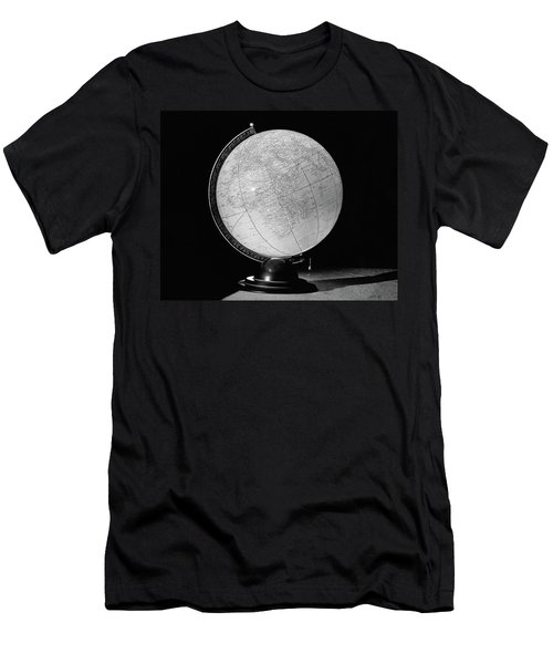 A Globe Lamp Men's T-Shirt (Athletic Fit)