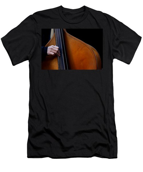Men's T-Shirt (Athletic Fit) featuring the photograph A Hand Of Jazz by KG Thienemann