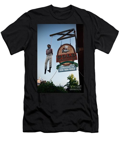 A Hanged Man In Jamestown Men's T-Shirt (Athletic Fit)
