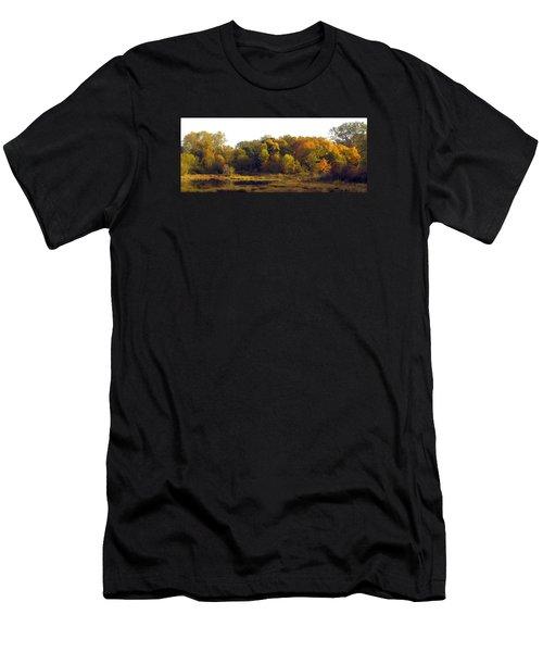 A Harvest Of Color Men's T-Shirt (Athletic Fit)