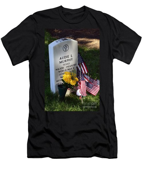 A Hero At Rest Men's T-Shirt (Athletic Fit)