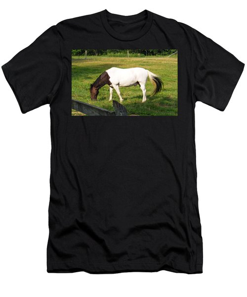 A Horse Named Dipstick Men's T-Shirt (Athletic Fit)