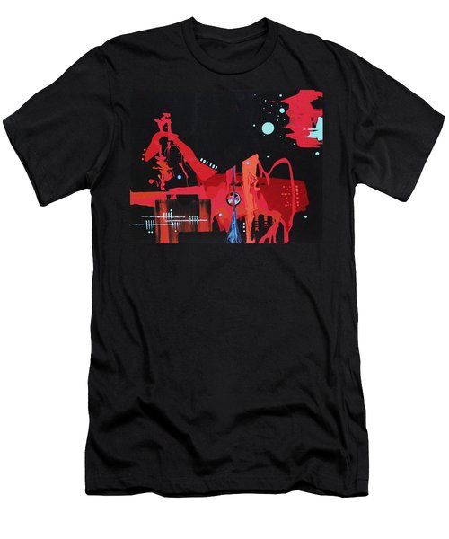 A Horse With No Name Men's T-Shirt (Slim Fit)