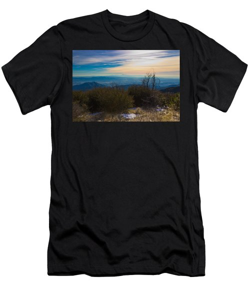 A Late Winter's Afternoon Men's T-Shirt (Slim Fit) by Heidi Smith