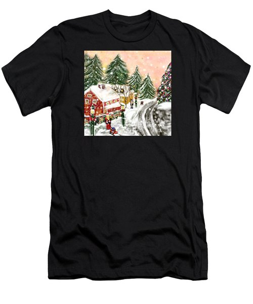 A Magical Frost Men's T-Shirt (Athletic Fit)