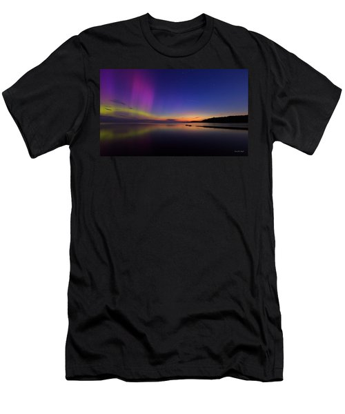 A Majestic Sky Men's T-Shirt (Athletic Fit)